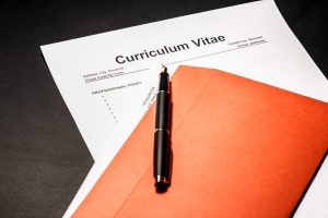 Common mistakes when writing your CV